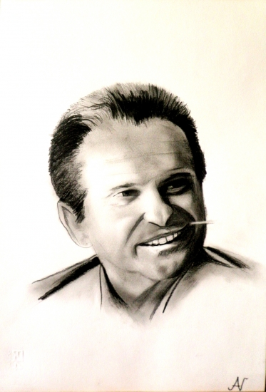 Joe Pesci by albertino